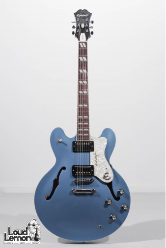 Epiphone Supernova Noel Gallagher Signature Manchester City Blue 2001