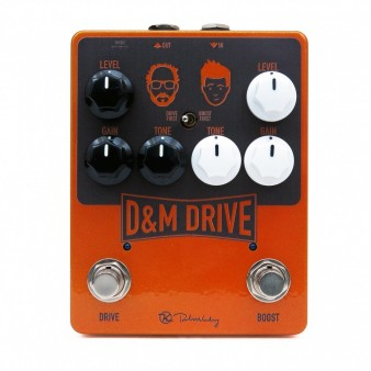 Keeley Electronics D&M Drive