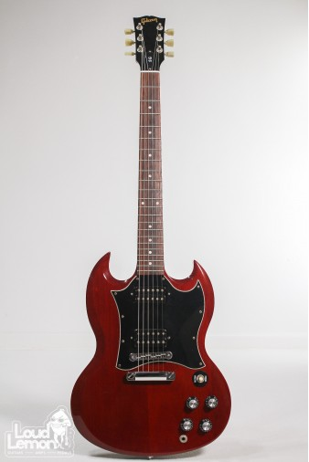 SG Special 2010 Heritage cherry