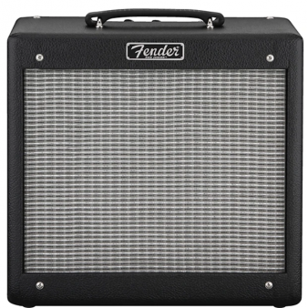 Fender Pro Junior III Black ламповый гитарный усилитель