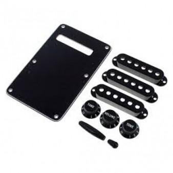 Fender Acccessory Kit Black набор пластиковых крышек