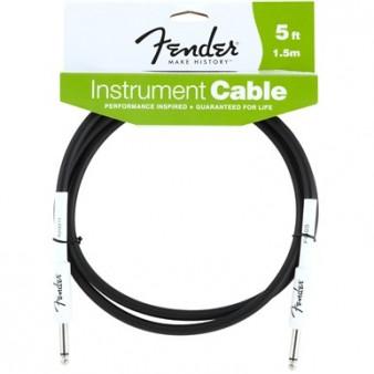 Fender Performance Series кабель гитарный прямой 1,5 метра