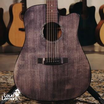 Tyma D-3CE BKS электроакустическая гитара