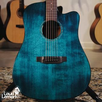 Tyma D-3CE CB электроакустическая гитара