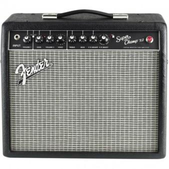 Fender Super Camp X2 ламповый гитарый усилитель