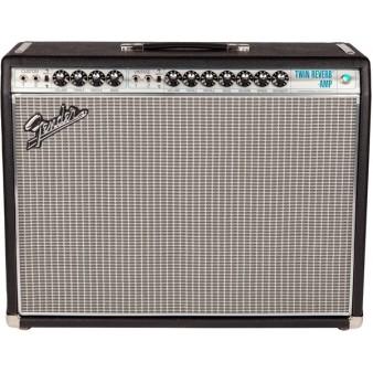 Fender '68 Custom Twin Reverb ламповый усилитель для электрогитары