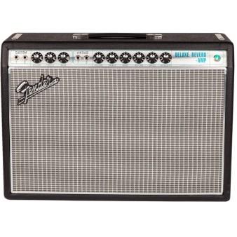 Fender '68 Custom Deluxe Reverb ламповый усилитель для электрогитары