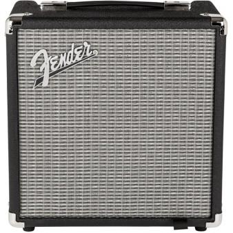 Fender Rumble 15 транзисторный басовый усилитель