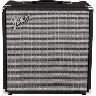 Fender Rumble 25 транзисторный басовый усилитель