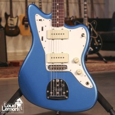 Fender Custom Shop 1964 Jazzmaster CC Lake Placid Blue 2018 USA электрогитара