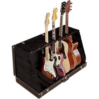 Fender Stage Seven Guitar Stand Case Black стойка кейс на 7 гитар
