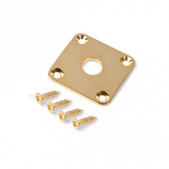 Gibson Jackplate Gold пластина для джека золото