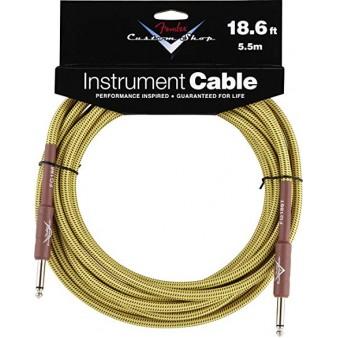 Fender Custom Shop Tweed кабель 5,5 метров