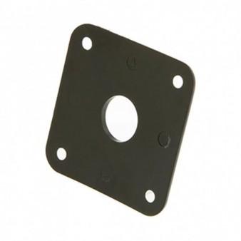 Gibson Jackplate Black Plastic пластина для джека