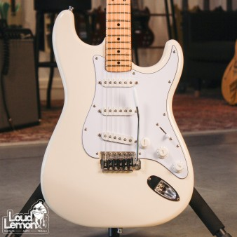 Greco SE600W Stratocaster White 1976 Japan электрогитара