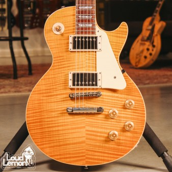 Gibson Custom Shop Historic  Les Paul Reissue 1958 R8 Lemon Burst 2001 USA электрогитара