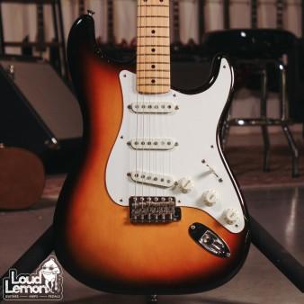 Fender American Vintage '59 Stratocaster Sunburst 2013 USA электрогитара