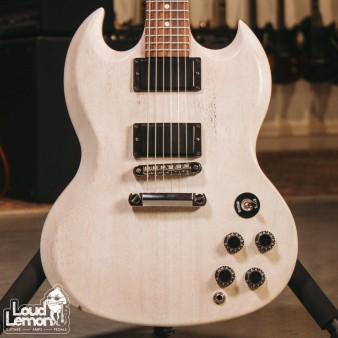 Gibson SGJ White 2013 USA электрогитара