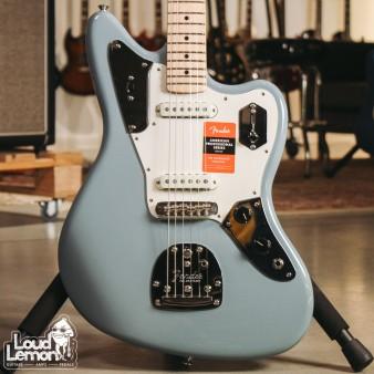 Fender American Pro Jaguar Sonic Gray электрогитара