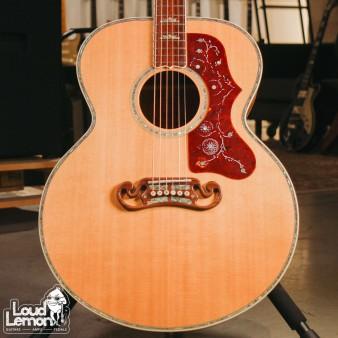 Gibson Custom Shop J-200 акустическая гитара