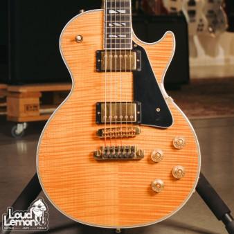 Gibson Les Paul Supreme Amber 2008 USA электрогитара