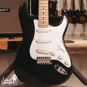 Fender Eric Clapton Stratocaster Black 1996 USA электрогитара