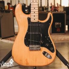 Fender Stratocaster Natural 1979 USA электрогитара