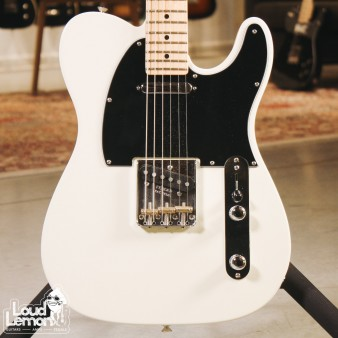 Fender Telecaster Special 2014 Olympic White USA электрогитара