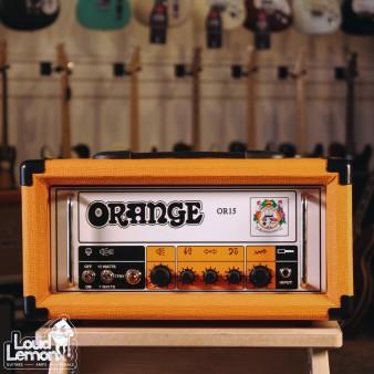 Orange OR15 ламповый гитарный усилитель