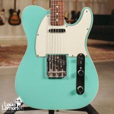 "Fender AVRI'62 Telecaster FSR ""Thin Skin"" 2008 Seafoam Green электрогитара"