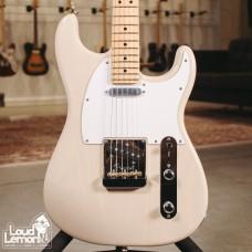 Fender Whiteguard Strat Limited Edition 2018 электрогитара