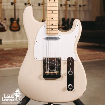 Fender Whiteguard Strat Limited Edition 2018 электрогитара