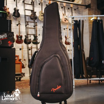 Fender FAS610 чехол для небольшой акустической гитары чёрный