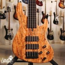 Sadowsky 5-String Fretless Bass Custom 2002 Natural безладовая бас-гитара