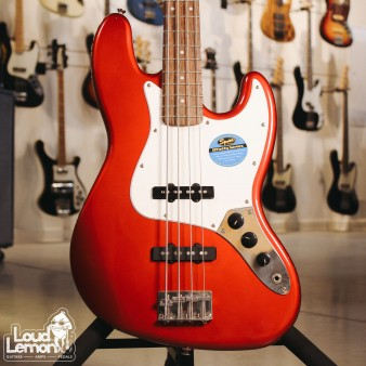 Squier Affinity Jazz Bass MTR бас-гитара