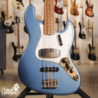 Fender American Vintage Reissue'64 Jazz Bass Lake Placid Blue бас-гитара