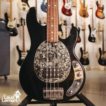 Music Man StingRay 4-H 1998 Black бас-гитара