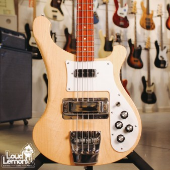 Rickenbacker 4001 1993 Natural бас-гитара