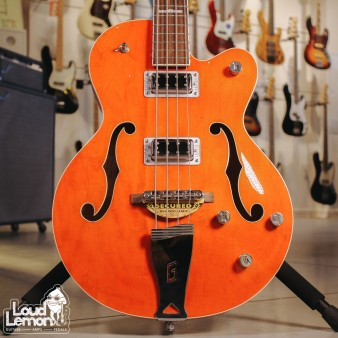 Gretsch G5440LSB Electromatic Orange бас-гитара