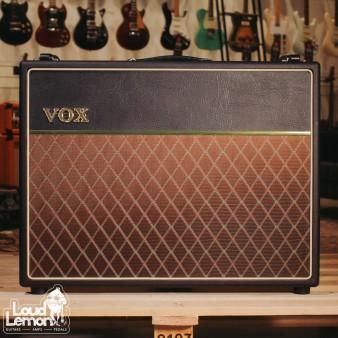 Vox Limited Edition 60th Anniversary AC30HW60 Hand-Wired ламповый усилитель для гитары