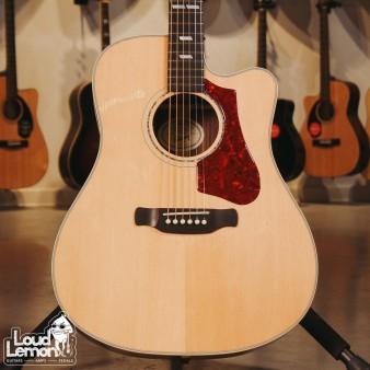 Gibson Hummingbird Rosewood AG Natural электроакустическая гитара