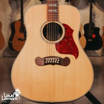 Gibson Songwriter DLX 12 Studio Nat акустическая гитара