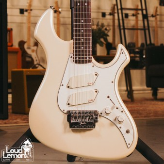 Fender Performer Cream Metallic 1985 Japan электрогитара