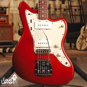 Fender Jazzmaster Candy Apple Red 1964 USA электрогитара