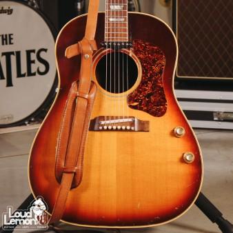 Gibson J160E 1962 USA акустическая гитара