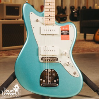 Fender American Professional Jazzmaster Mystic Seafoam 2017 USA электрогитара