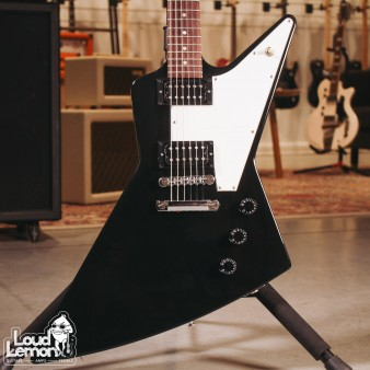 Gibson Explorer Black 1995 USA электрогитара