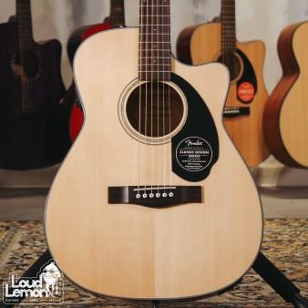 Fender CC-60SCE Nat акустическая гитара