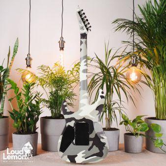 Fender CD-60S LH Nat леворукая акустическая гитара