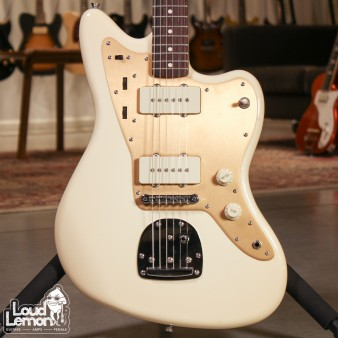 Squier Jazzmaster J Mascis Blonde 2016 China электрогитара